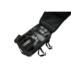Mavic 2 Ready-to-Fly Outdoor Rucksack: Variante Schwarz Schwarz gefüllt