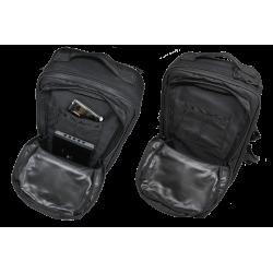 Mavic 2 Ready-to-Fly Outdoor Rucksack: 2. Hauptfach bietet viel Platz für Zubehör wie CrystalSky 7.8 uvm.