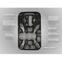 Mavic 2 Ready-to-Fly Outdoor Rucksack: Inlay Beschreibung