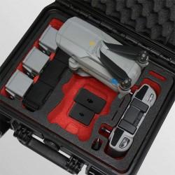 XT300 Mavic Air 2 Travel Edition : compartiment sous le drone pour les accessoires